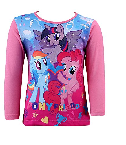 filly-my-little-pony-langarmshirt-104-rosa
