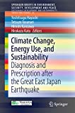 Climate Change, Energy Use, and Sustainability: Diagnosis and Prescription after the Great East Japan Earthquake (SpringerBriefs in Environment, Security, Development and Peace)