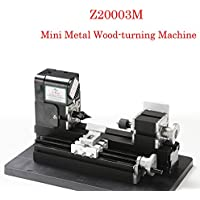 Mini máquina de madera-torneado del metal del motor de 24 vatios para Hobby Modelmaking