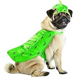 Pickle Pet pepino Perros Carnaval Halloween Disfraz
