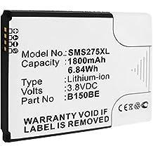 subtel® Batería premium para Samsung Galaxy Ace 3 LTE (1800mAh) B105BE,EB-B105BEBECWW,EB-B105BE bateria de repuesto, Smartphone pila reemplazo, sustitución