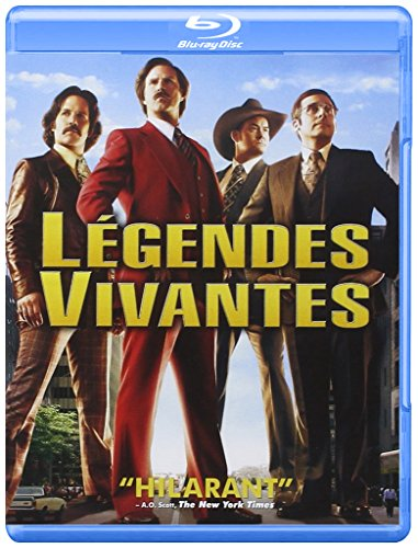 Légendes vivantes [Edizione: Francia]