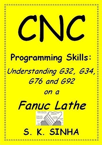 CNC Programming Skills: Understanding G32, G34, G76 and G92