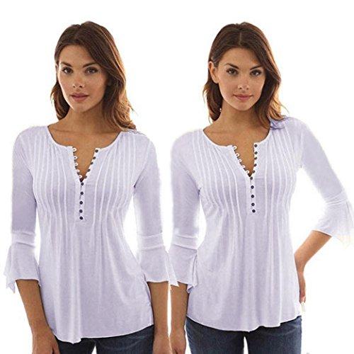 amazon blusas tallas grandes baratas