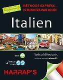 Harrap's Méthode Express Italien 2CD+livre...