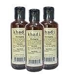 Khadi Bhringraj Hair Oil [PACK OF 3]