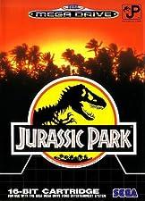 Jurassic Park (Mega Drive) [Sega Megadrive]