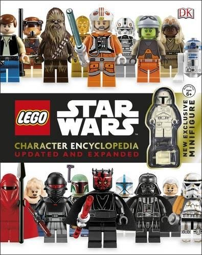 LEGO Star Wars : character encyclopedia