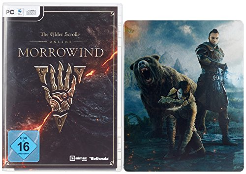The Elder Scrolls Online: Morrowind - Steelbook Edition (exkl. bei Amazon.de) - [PC] (Elder Scrolls Online-pc)