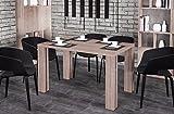 Endo Esstisch Endo Nisa 215 ausziehbar erweiterbar Küchentisch Esszimmertisch Tisch // Wildeiche