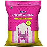Kohinoor Charminar Every Meal Rice, 5 Kg