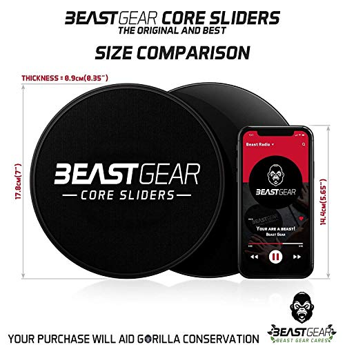 Zoom IMG-2 beast gear core sliders dischi