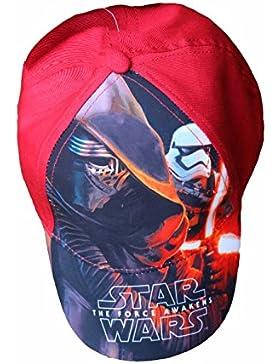 Gorro con visera para niños y adolescentes  inspirado en la película Star Wars Episodio VII–Kylo Ren y Stormtrooper...