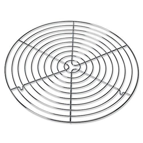KAISER Kuchenauskühler ø 32cm Pâtisserie gleichmäßiges und schnelles Auskühlen leichte Lösbarkeit der Gebäcke extra große Auskühlfläche