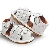 Mosstars Sandalias Bebe Verano 2019 Sandalias para bebés Zapatos para niños pequeños Zapatos Primeros Pasos Bebe con Suela Zapatos Bebe niña Verano