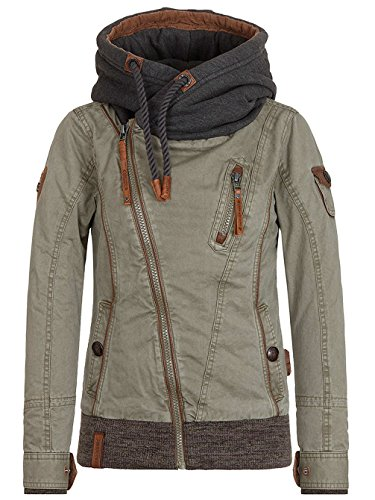 Naketano Damen Jacke Walk The Line Jacket