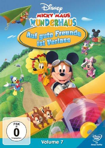 Micky Maus Wunderhaus, Volume 07 - Auf gute Freunde ist Verlass