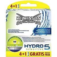 Wilkinson lames hydro sensitive ceramide le paquet de 4 lames recharges - Prix Unitaire - Livraison Gratuit En...