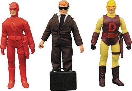 Marvel Comics feb162460Retro Reinigungstuch Draufgänger Action Figur Geschenk-Set