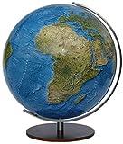 Columbus Verlag Columbus verlag21345134cm Duorama-Tabelle Licht Globe mit Holz Fuß