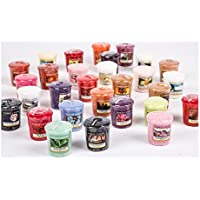 Yankee Candle - 18 x Mixed Fragrance Sampler / Votives