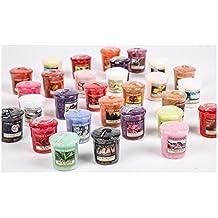 Yankee Candle - 18 x Mixed Fragrance Sampler / Votives
