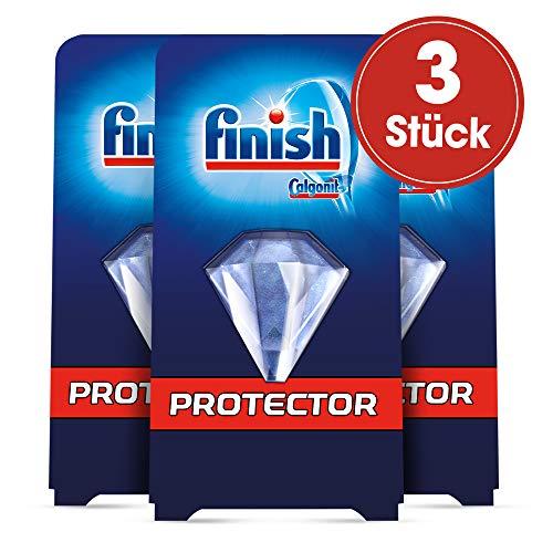 Finish Protector für Farb- und Glanzschutz - Für strahlende Gläser, Tassen, Teller, Töpfe und Pfannen - 3 x Finish Protector