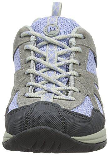 Merrell Zeolite Una, Low Rise Hiking Femme Wld Dove/Lavender