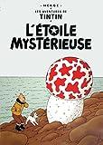 Hergé Poster Les Aventures de Tintin:L'Étoile Mysterieuse