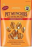 Pet Munchies Chicken Twists, 80 g, Pack of 8