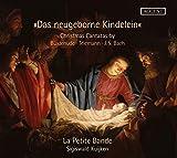 Das Neugeborne Kindelein - Weihnachtskantaten von Buxtehude, Telemann u.a.