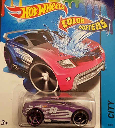 Color Shifters by Hot Wheels 2015 9/48 - Drift Tech