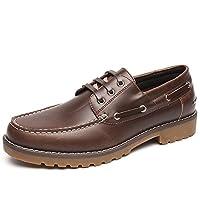 Brown Deck Boat Shoes for Men - Men