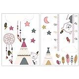 SAUTHON BABY DECO - Stickers muraux timouki