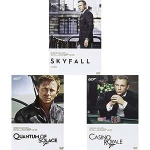 007 Craig Collection DVD