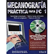 Mecanografia para PC 1/ Typing Practice for PC 1