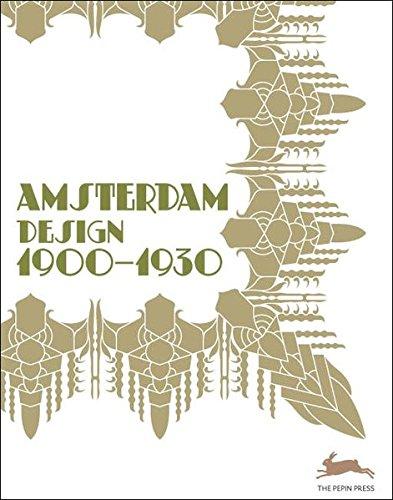 Amsterdam design 1900-1930 (1Cédérom) par Various