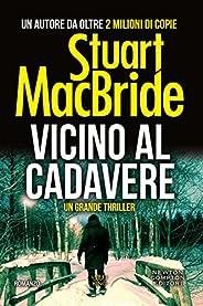 Vicino al cadavere (Le indagini del sergente McRae Vol. 8)