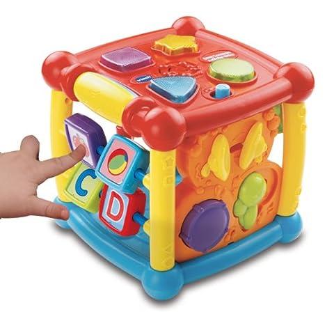 Vtech - 150505 - Jouet D'Éveil - Baby Cube D'Éveil