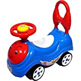 KIDS RIDES 4 Wheel Sunny Rider Toddler & Push Along Small Magic Car With Horn For Kids 1.0 out of 5 st