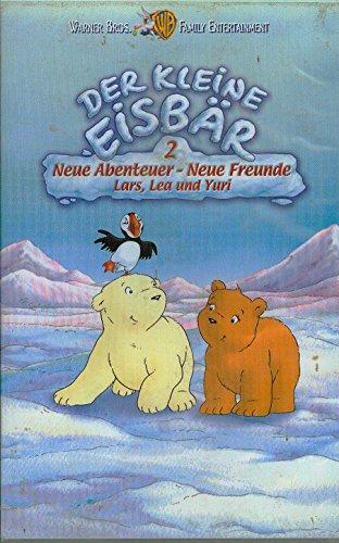 Preisvergleich Produktbild Der kleine Eisbär-Neue Abenteuer,  neue Freunde 2 [Verleihversion] [VHS]