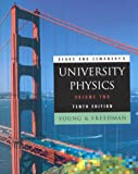 Sears and Zemansky's University Physics: v. 2 (Addison-Wesley series in physics) by Hugh D. Young (1999-12-08)