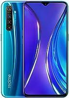 "Realme X2 Smartphone 6.4"", Snapdragon 730 G, RAM di 8 GB / 128 GB ROM, Camera 64 MP, ColorOS 6, Blu"