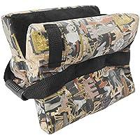 Vobor Shooting Bag Bolsa de Arena portátil para Deportes al Aire Libre Tiro al Blanco Accesorios de Caza