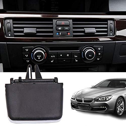 iBaste Kfz-Front A/C Air Vent Outlet Registerkarte Clip Reparatursatz für BMW 3er E90 E91 E92 E93 2005-2011 318i 320i 325i 330i 335i Auto Zubehör