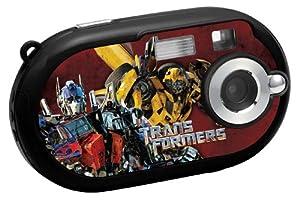 Lexibook Transformers 300K DJ025TF - Cámara de fotos digital (3 Mp) Importado de Francia