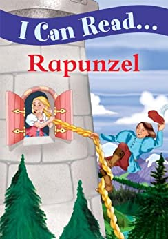 I Can Read: Rapunzel by [Igloo Books Ltd]