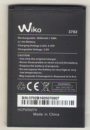 Batería Wiko Lenny 1-2-3/3702Jerry Original