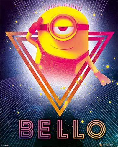 Pyramid International 80's Bello Despicable Me 3