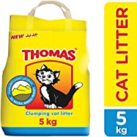 Thomas Clumping Cat Litter, 5kg
